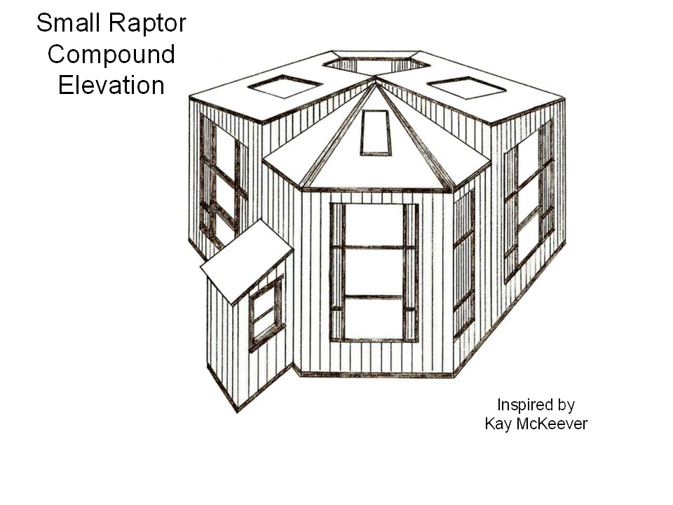 Small Raptor Compound Elevation